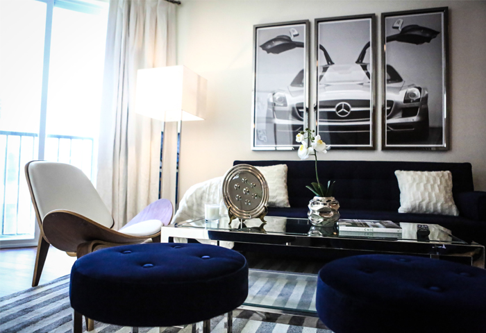 Luxury Apartments Impeccably Designed for You